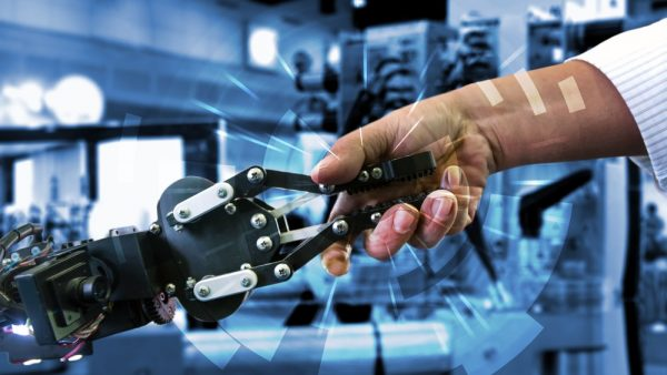 The future of cobots will see increased cooperation between human and machine
