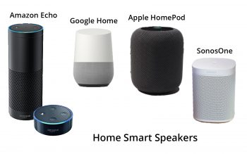 Home smart speakers available in late 2017
