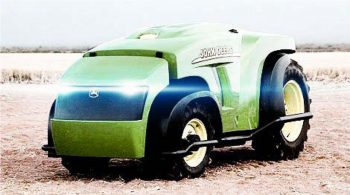 Autonomous Solutions Inc. first worked with John Deere.