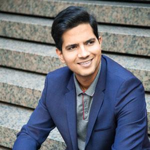 Deepu Talla, vice president and general manager of Autonomous Machines at NVIDIA