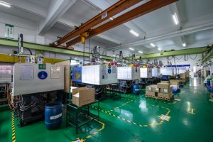 Injection molding machines Fictiv hodgepodge article