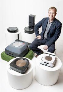 ColinAngle iRobot home automation article