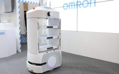 Omron Mobile Robots: Transforming Manufacturing and Logistics