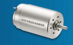 FAULHABER Adds 1727 DC Motor to CXR Series