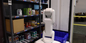 Mobile Piece Picking Robots From IAM Robotics Show Speed, Industry Potential