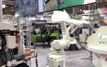 Teleoperations is expanding the potential for robot applications.