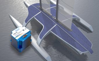Mayflower Autonomous Ship Prepares to Sail the World, Guided by Silicon Sensing Systems