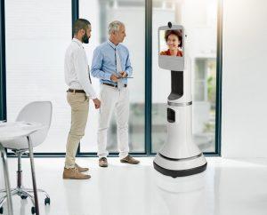 Ava Robotics telepresence robot
