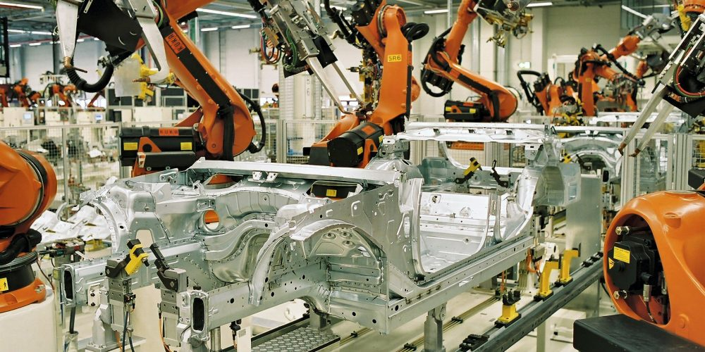 How Manufacturing Automation Is Evolving