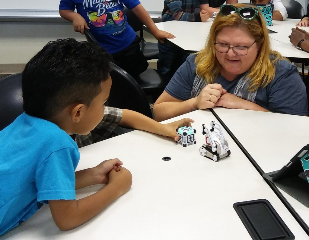 Robots Help Teach STEM Concepts to Students With Autism