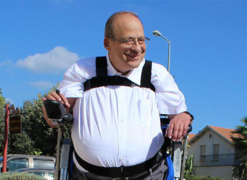 The Essential Interview: Exoskeleton Inventor Amit Goffer