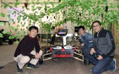 Tabletop Grapes to Get Picked by Robots in India, With Help From Virginia Tech