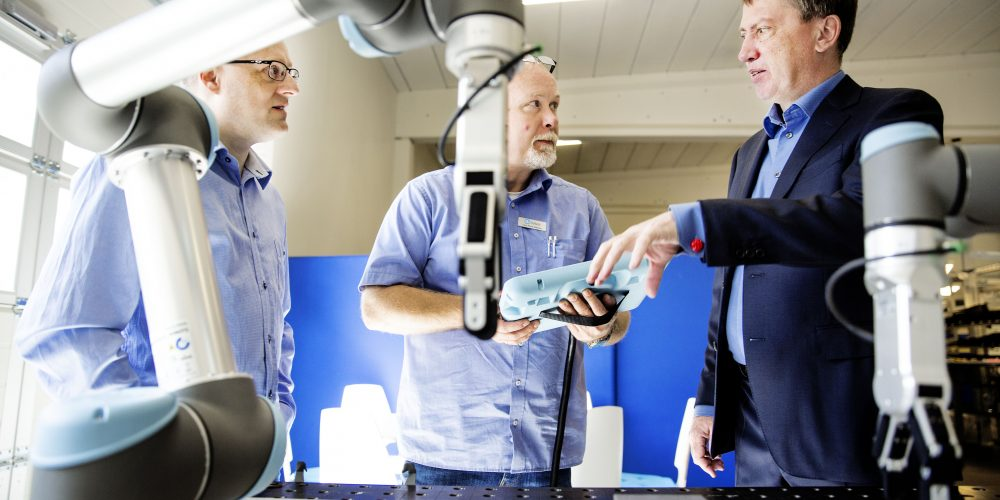OnRobot Aims to Become End-of-Arm Giant for Collaborative Robots