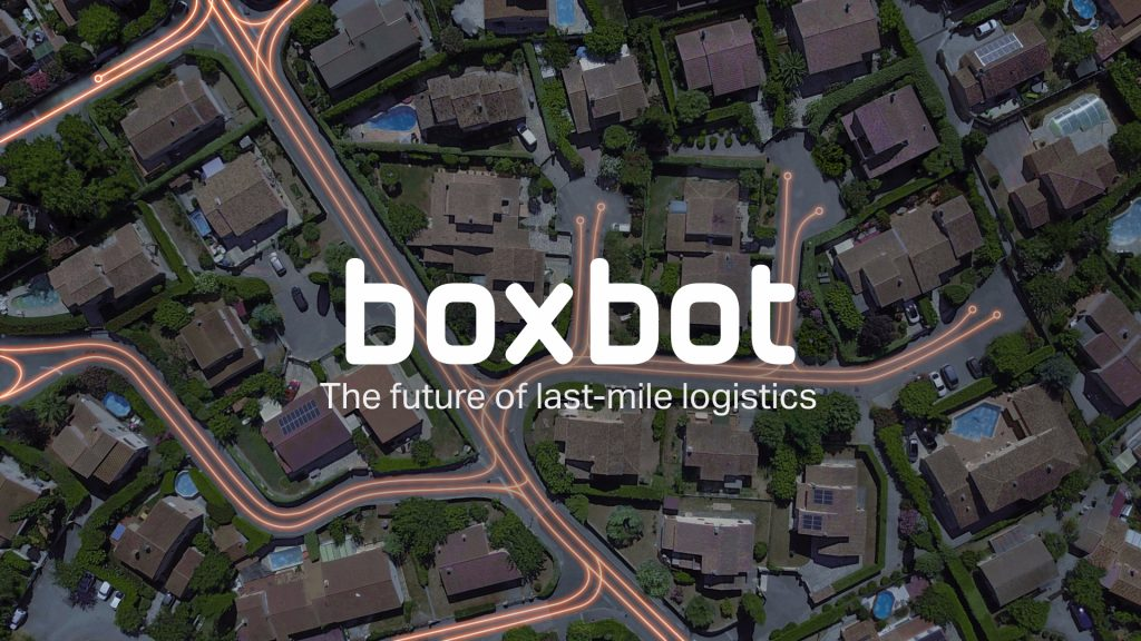 Logistics Escapes the Warehouse to Conquer the Last Mile — Why Toyota Invested in Boxbot