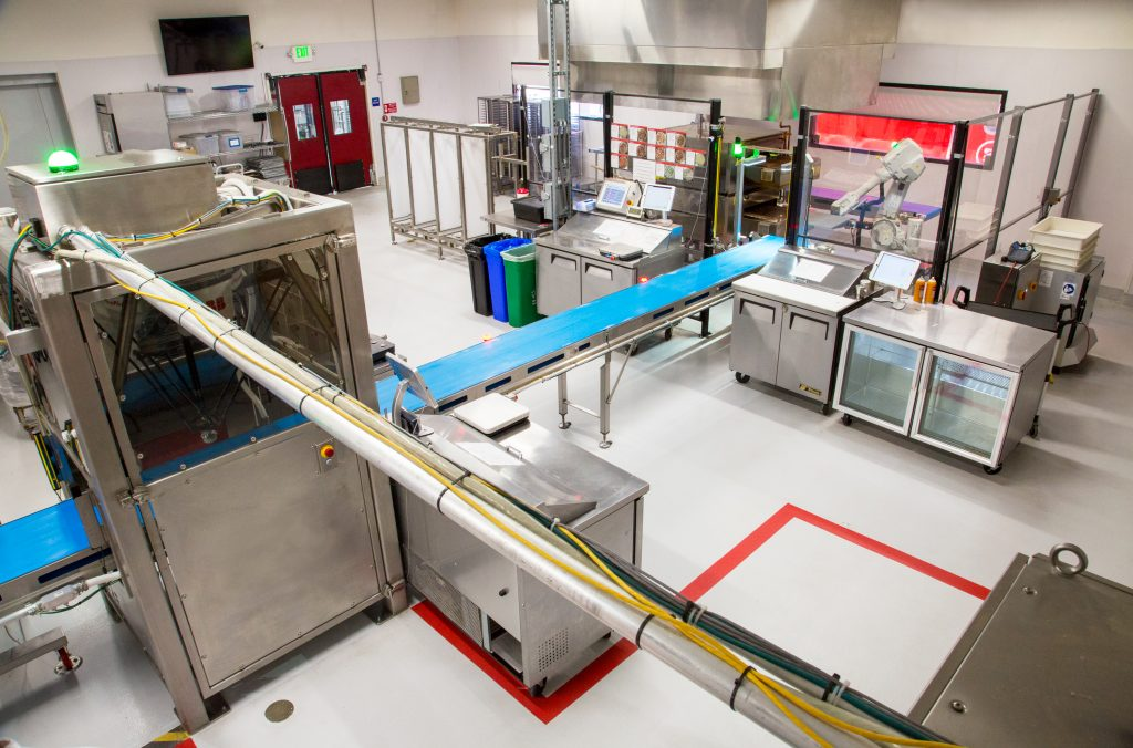 Zume Pizza Names New President, Adds New Robot to Pizza-Making Staff