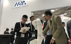 Cobot Makers Demo New Tech, Services at Automatica 2018