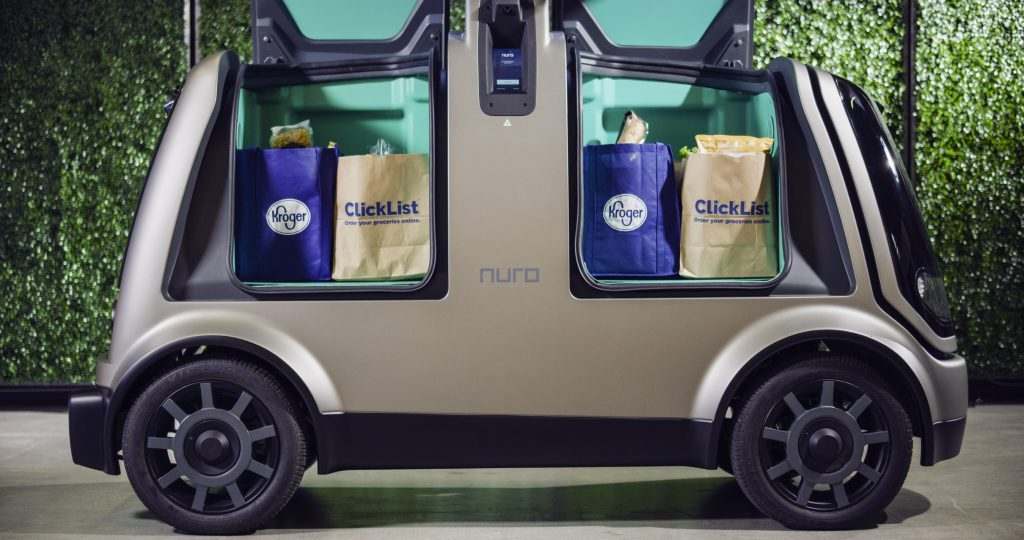 Can Delivery and Service Robots Save Retail?