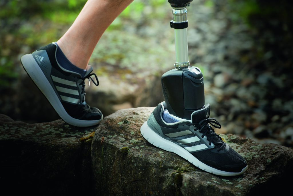 The Pace Maker — New Prosthesis Comes Closer to Nature