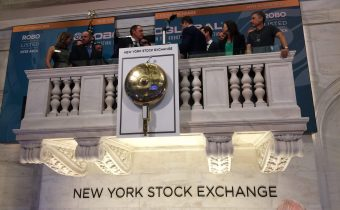 ROBO Global ETF Marks Milestone With NYSE Closing Bell