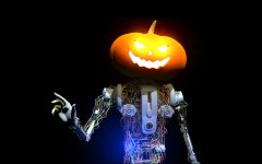 Halloween Tricks and Treats: Creepy, Scary, and 'Mostly Dead' Robots