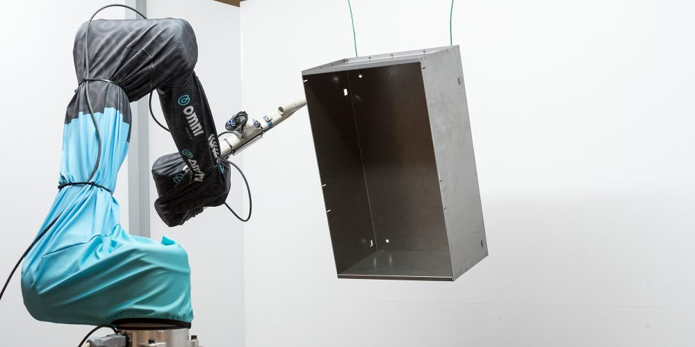 Omnirobotic Launches On-Site Testing for Industrial Painting Robot