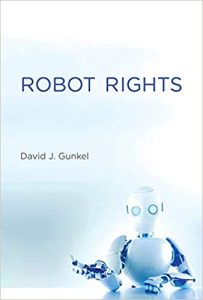 Robot Rights book cover 2018 holiday gift guide