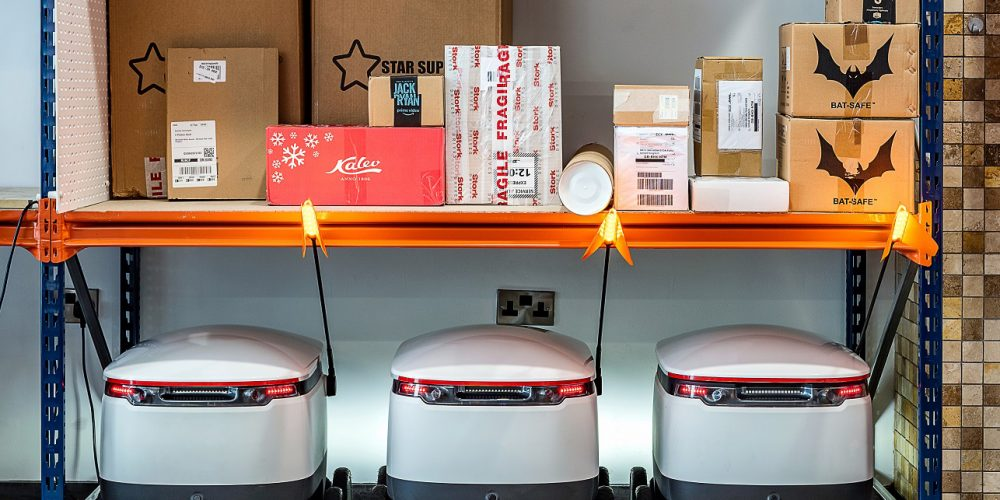 Starship Launches On-Demand Mobile Robot Package Delivery