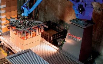 Distribution Centers: The New Home Field for Robots