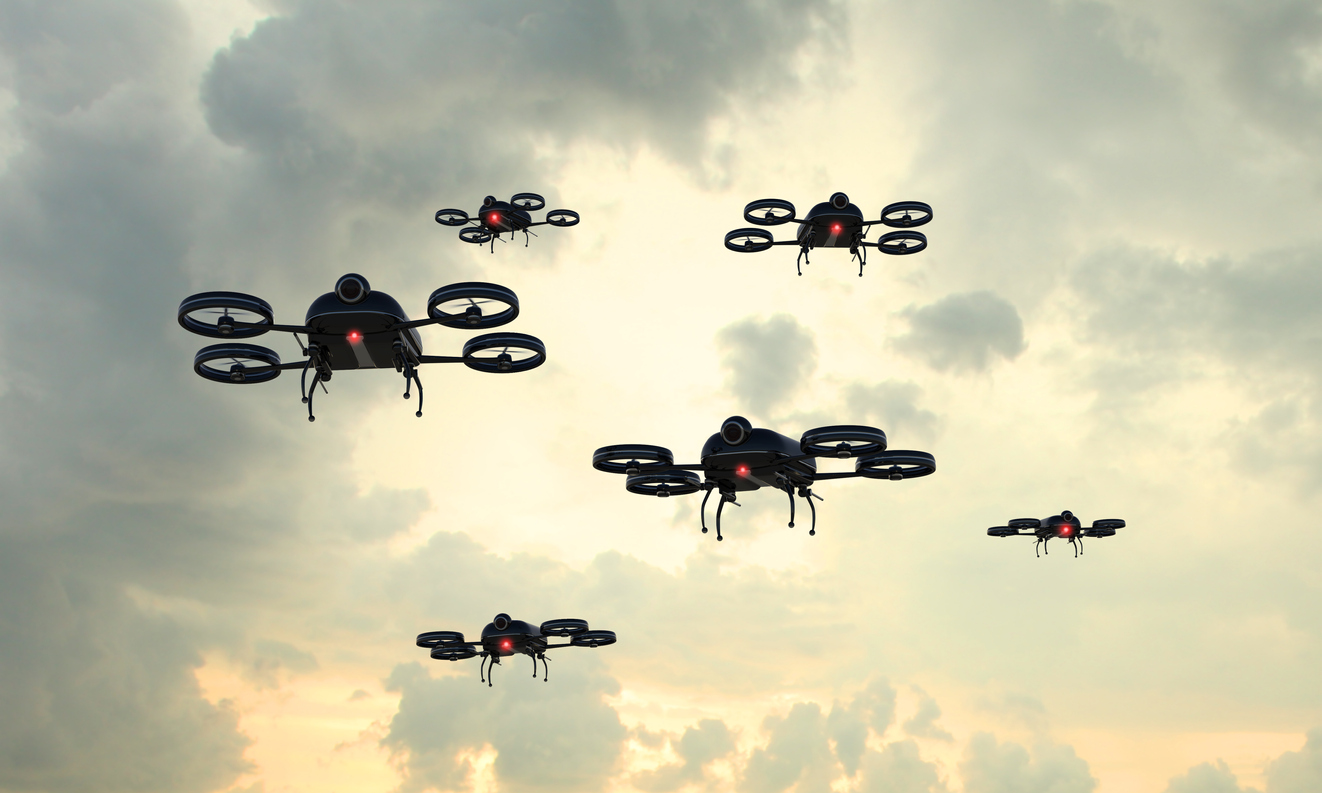 Drone technology predictions article istock