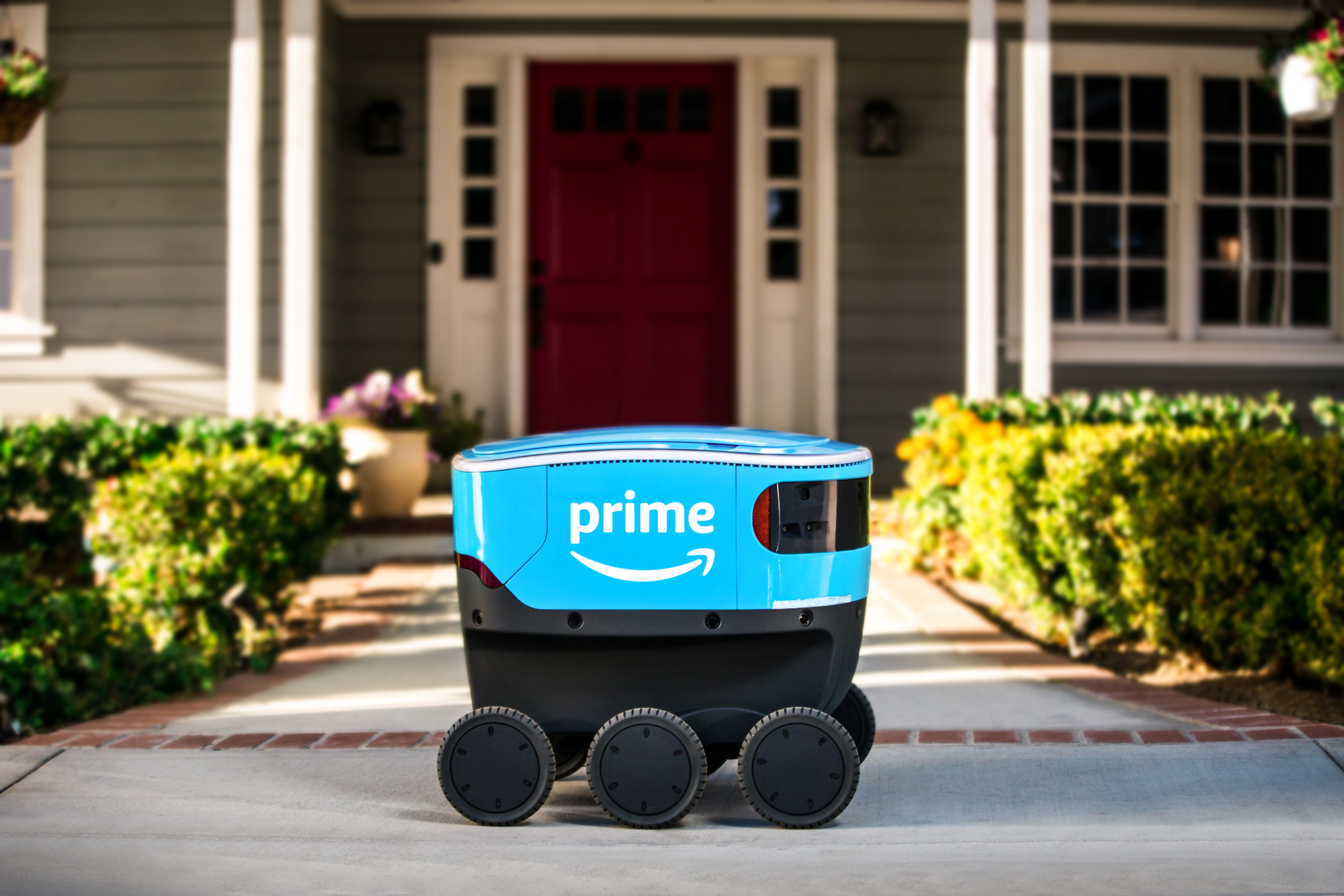 Amazon Prime Scout future car article