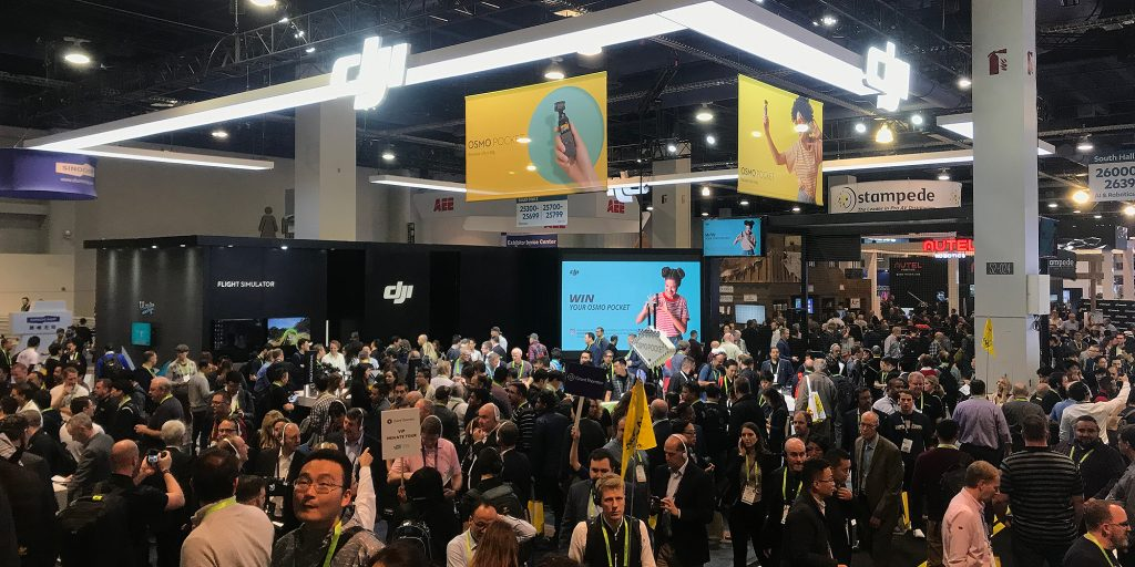 4 Show Floor Takeaways from CES 2019: Robots and Drones, Oh My!