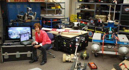 The Essential Interview: Robin Murphy, Rescue Robots Developer, Founder of Roboticists Without Borders
