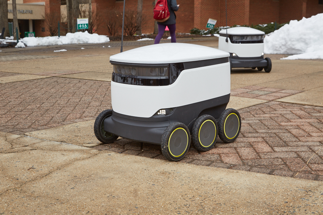 Starship Mobile Robot George Mason University