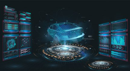 Self-driving car iStock more money article