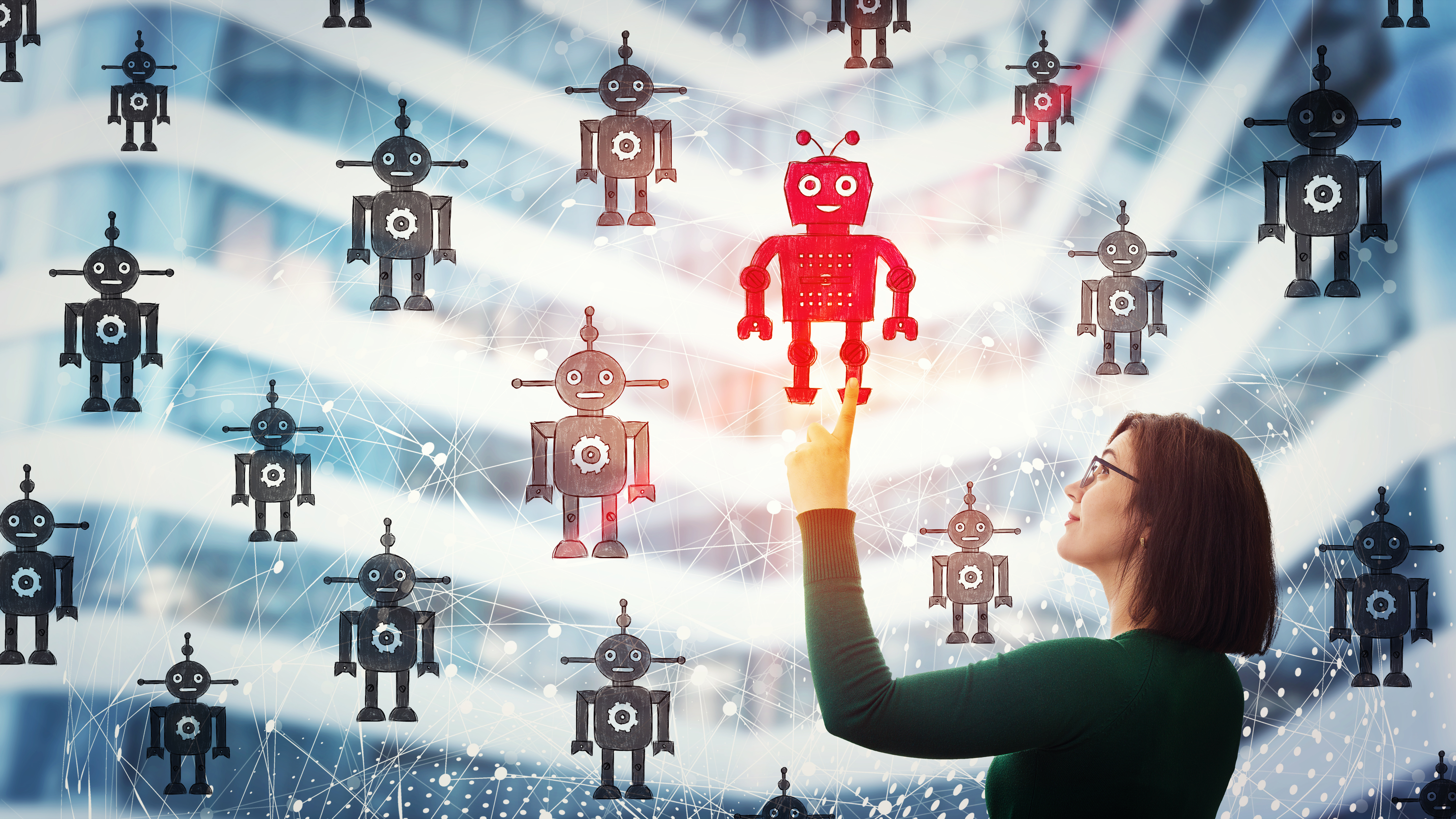 Automated workforce CloudFactory article