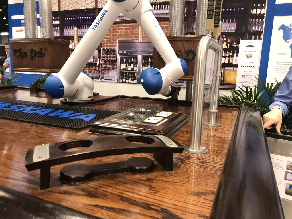 Analysis: 5 Key Robotics Trends from ProMat and Automate 2019