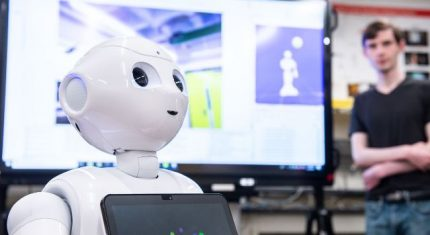 Rensselaer Intelligent Systems Lab is working on making Pepper more social