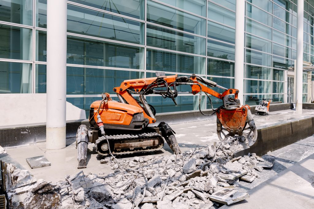 More than 7,000 Robots Will Work in Construction by 2025, Report Says