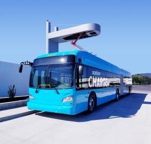 Autonomous electric bus from New Flyer, Robotic Research