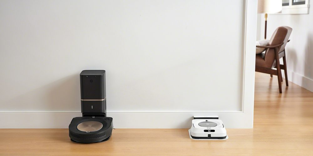 New iRobot Vacuums, Mops Signal Move to Home Automation System