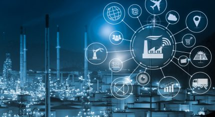infographic industrial internet of things IIoT