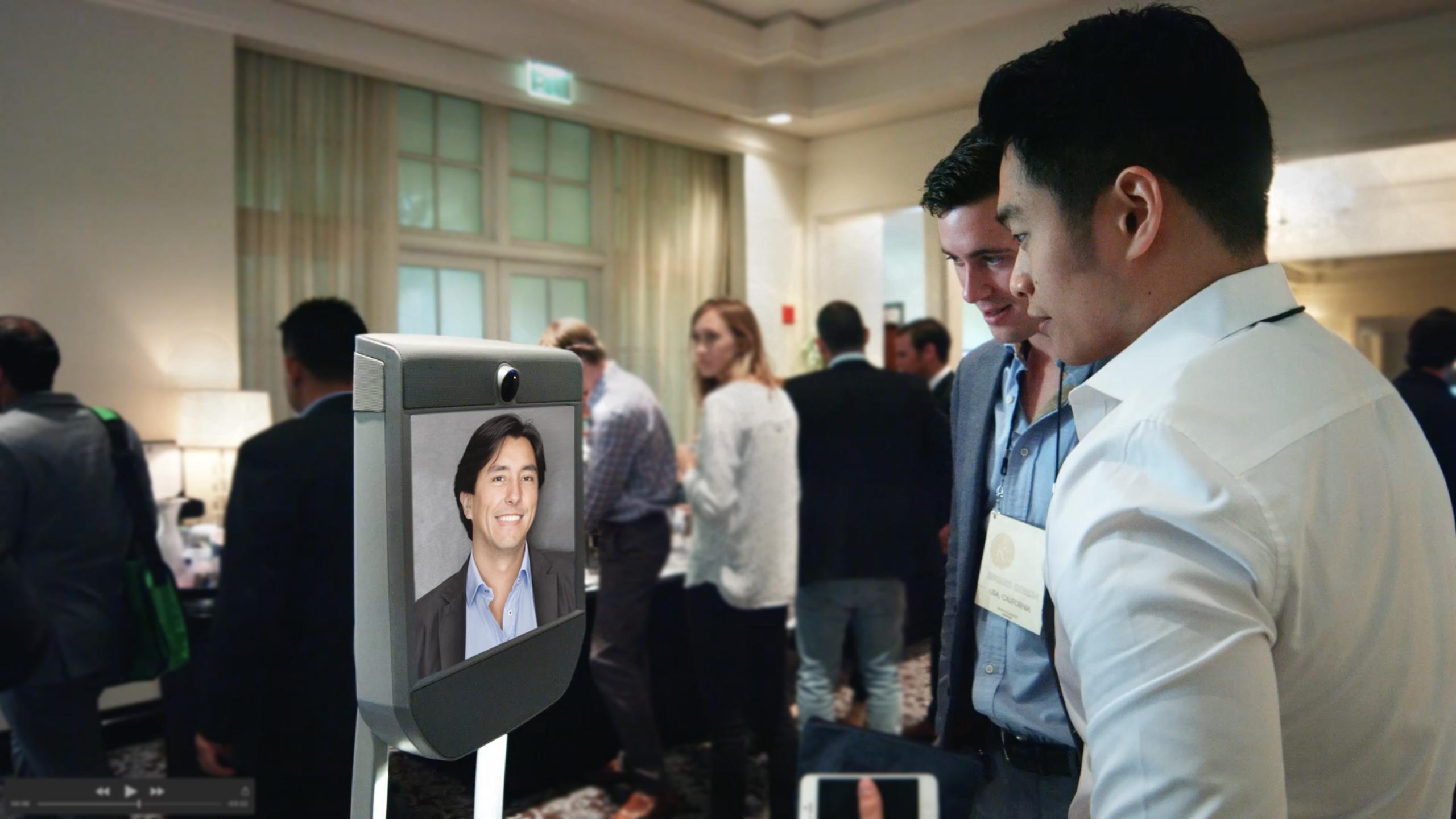 Blue Ocean Beam telepresence acquisition
