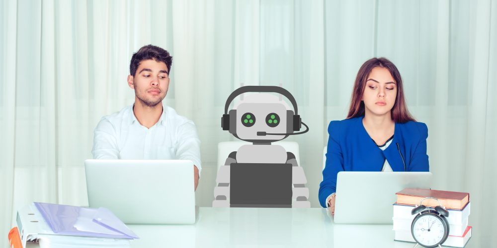 Study: Humans Less Upset at Being Replaced by Robots Than by People