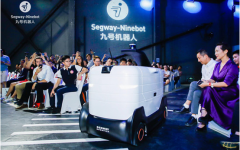 Segway-Ninebot Launches New AI-Powered Scooter, Delivery Robots