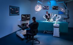 India Hospital Deploys CMR Surgical Versius Robot