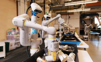 The Everyday Robot Project Aims to Expand Usefulness of Robots