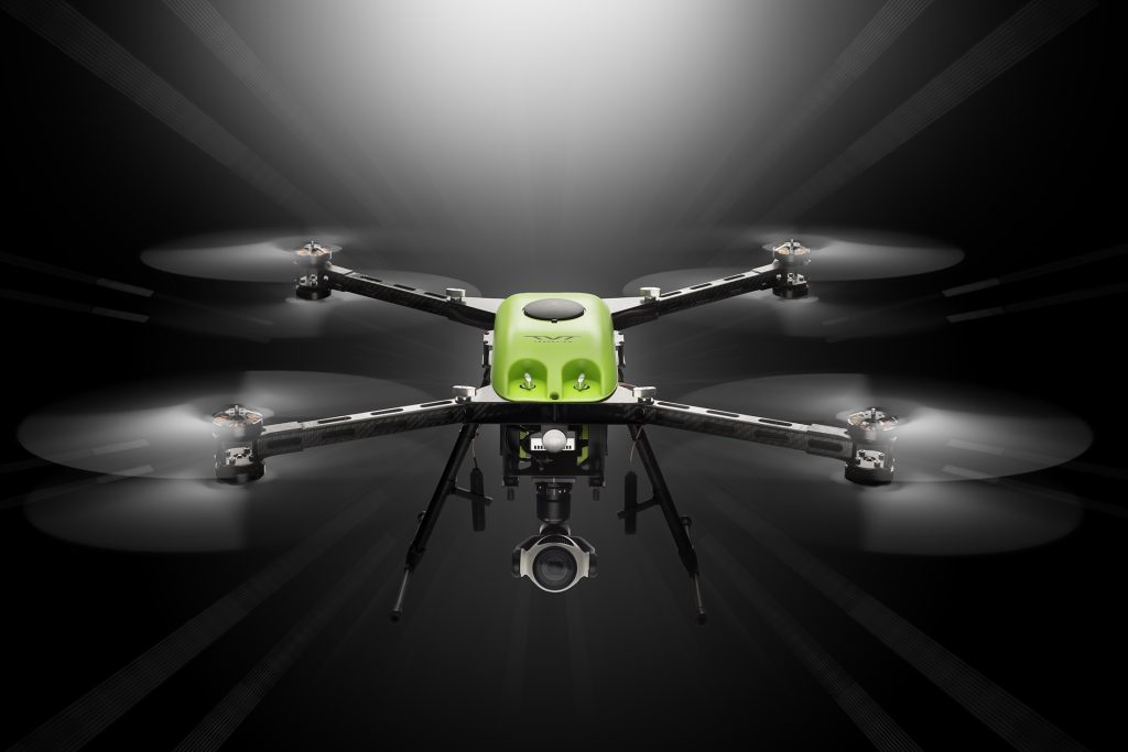 TerraView Unveils Aerial Drone with 70-Minute Flight Time