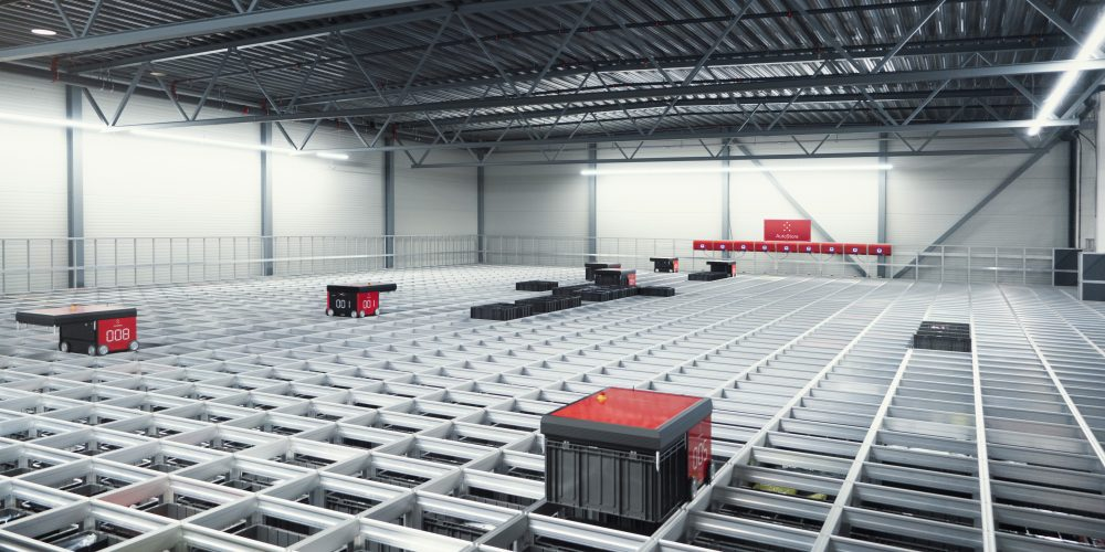 AutoStore Aims at Retailers with Cube Storage Automation Offering