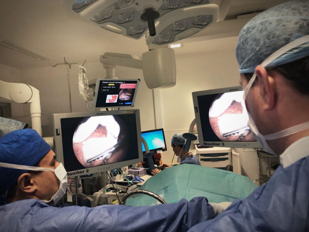 Digital Surgery to add AI and data to Medtronic surgical robotics