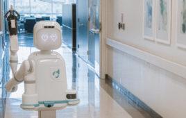 Diligent Robotics raises Series A funding to scale Moxi hospital robot